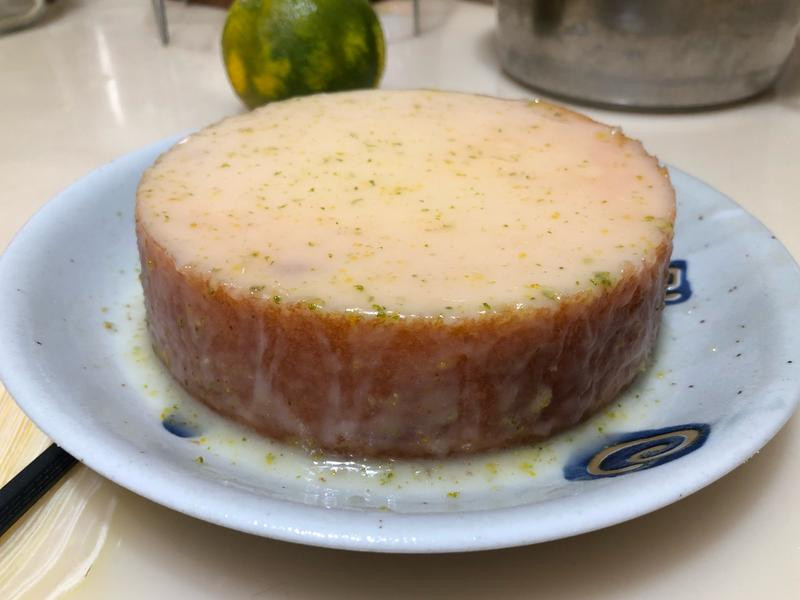 氣炸-老奶奶檸檬蛋糕
