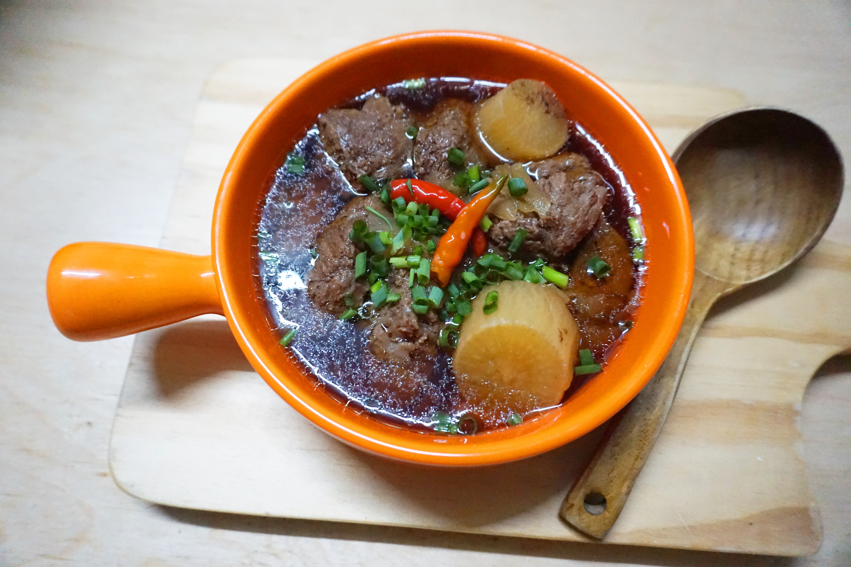 燉紅燒牛肉~飛利浦萬用智慧電子鍋