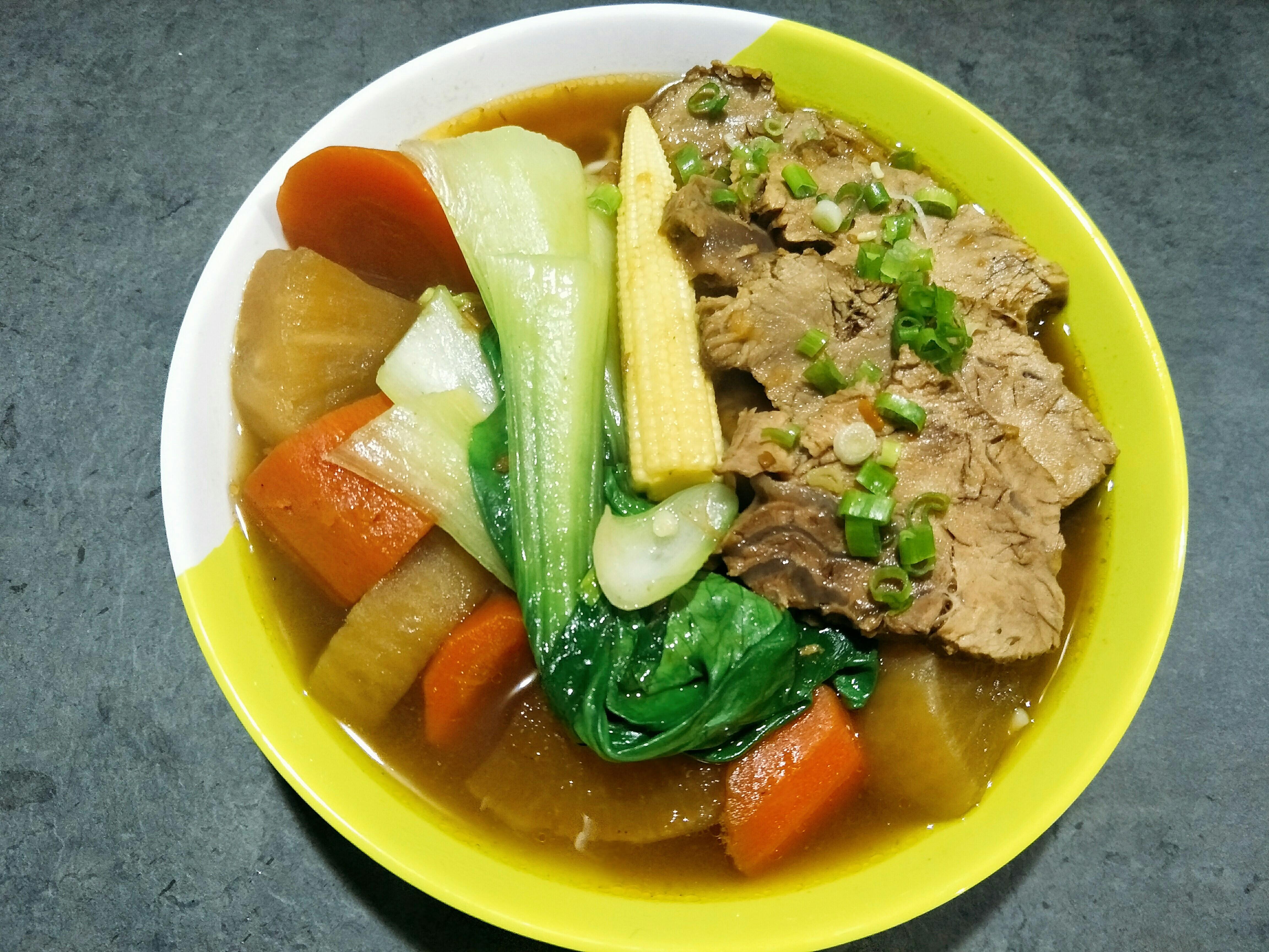 懶人香滷牛腱/牛肉麵/牛肉飯