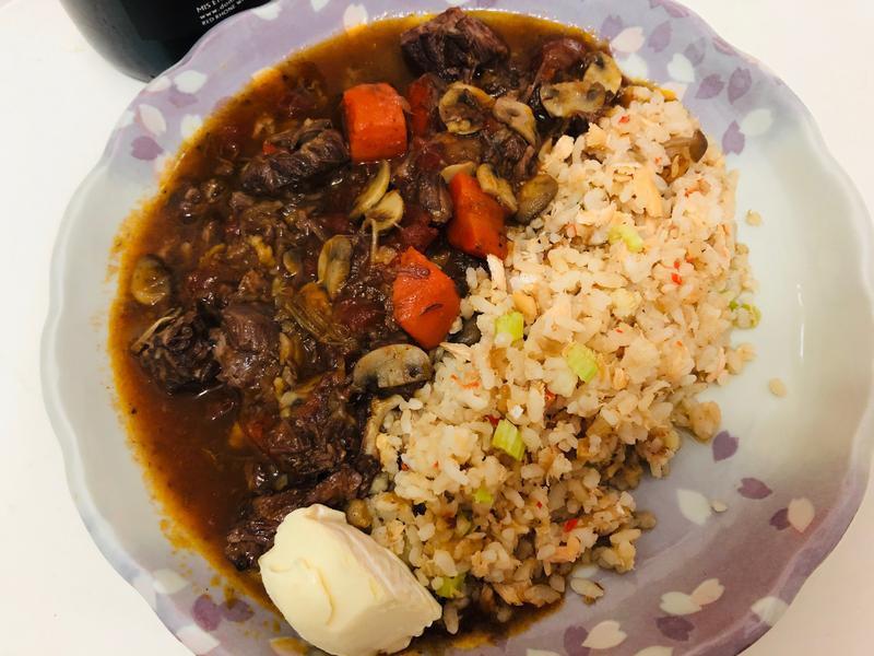 紅酒起司燉牛肉(飛利浦智慧萬用電子鍋)