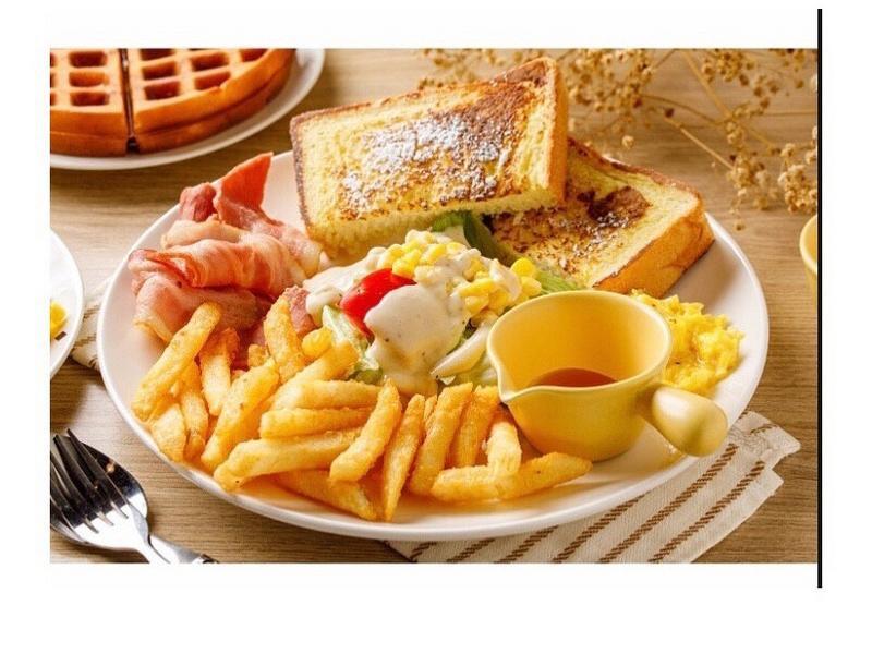 就愛吃早餐