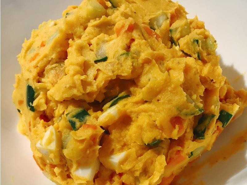 地瓜沙拉(無沙拉醬)