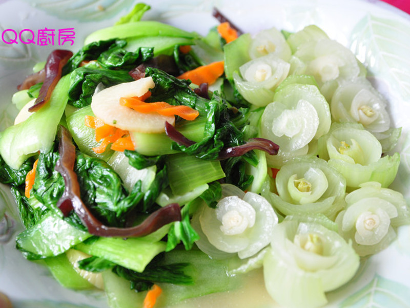 花之清江菜