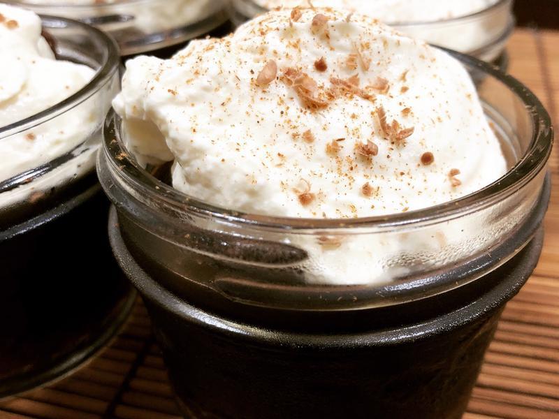 鮮奶油咖啡凍