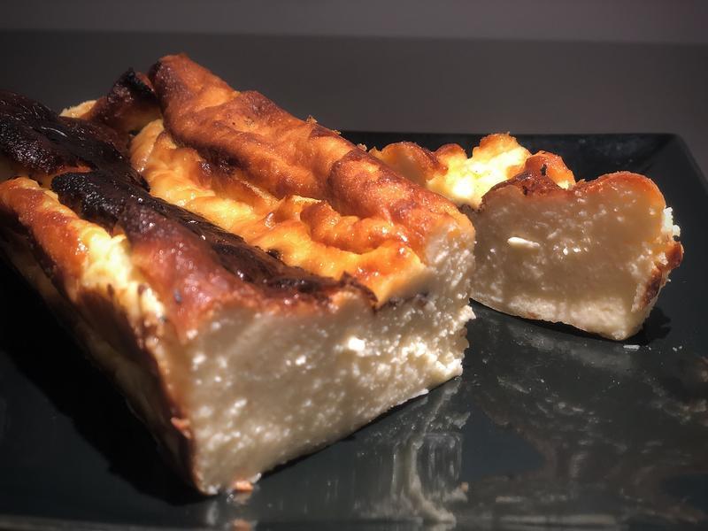 西班牙『Basque巴斯克起士蛋糕』