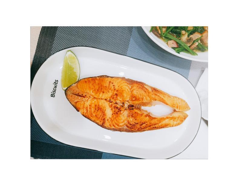 檸香❤️奶油鮭魚🐠