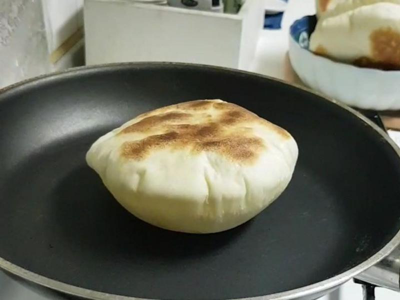 Pita Bread 口袋麵包