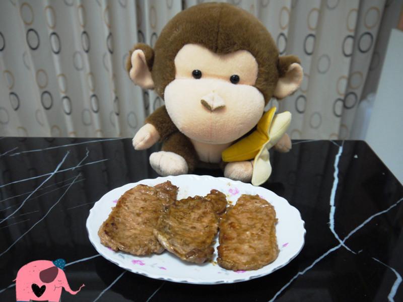 [小P猴] 香煎豬排