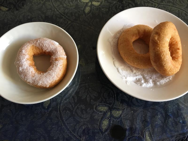 小米甜甜圈🍩麻糬口感