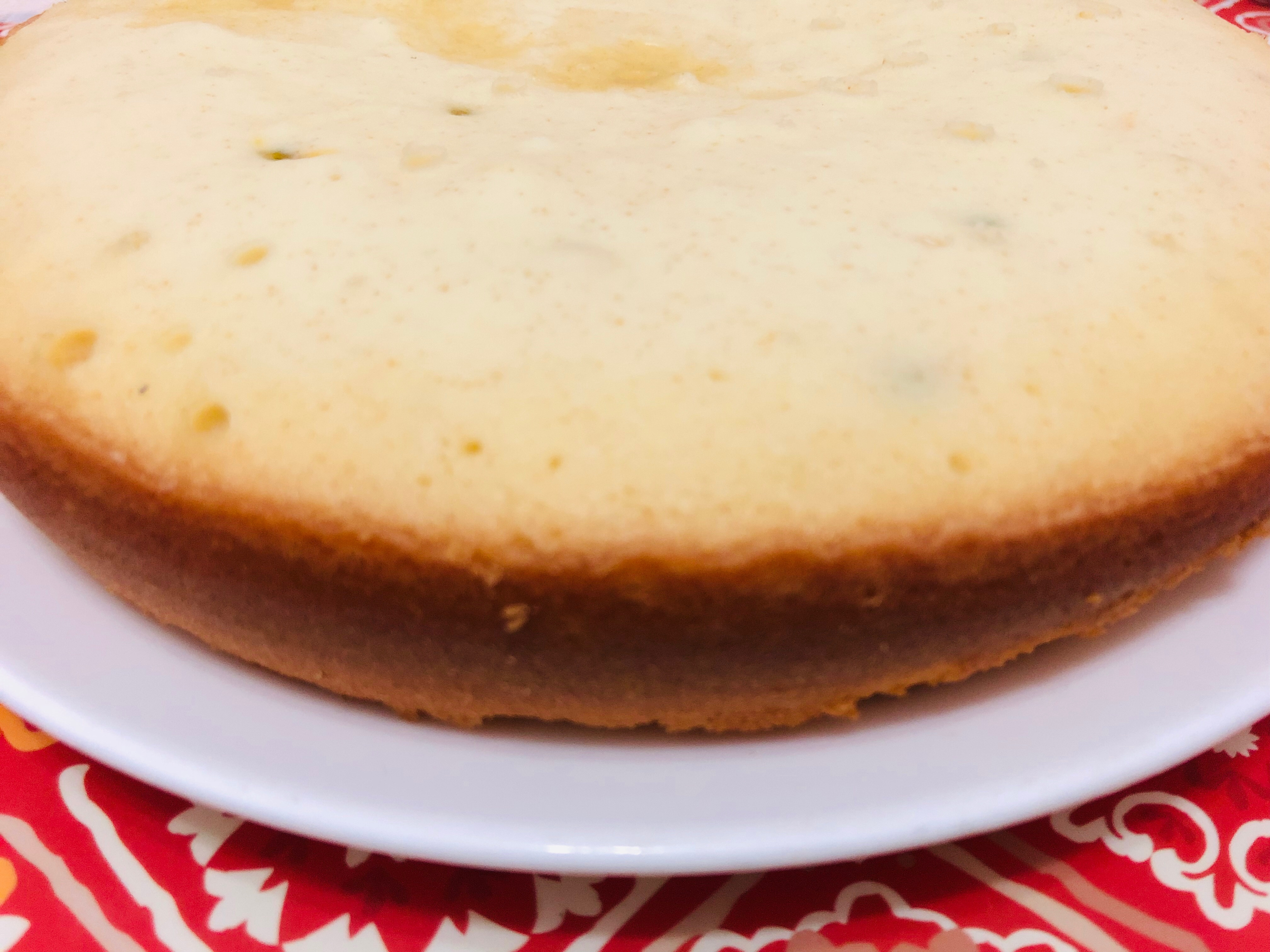 百香磅蛋糕(飛利浦智慧萬用電子鍋)