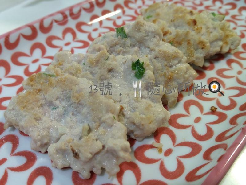 10~12m寶寶食譜-馬鈴薯肉餅