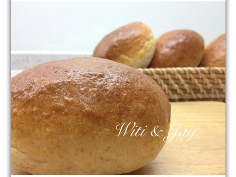 [Witi✿Kitchen](麵包機-麵包)全麥餐包