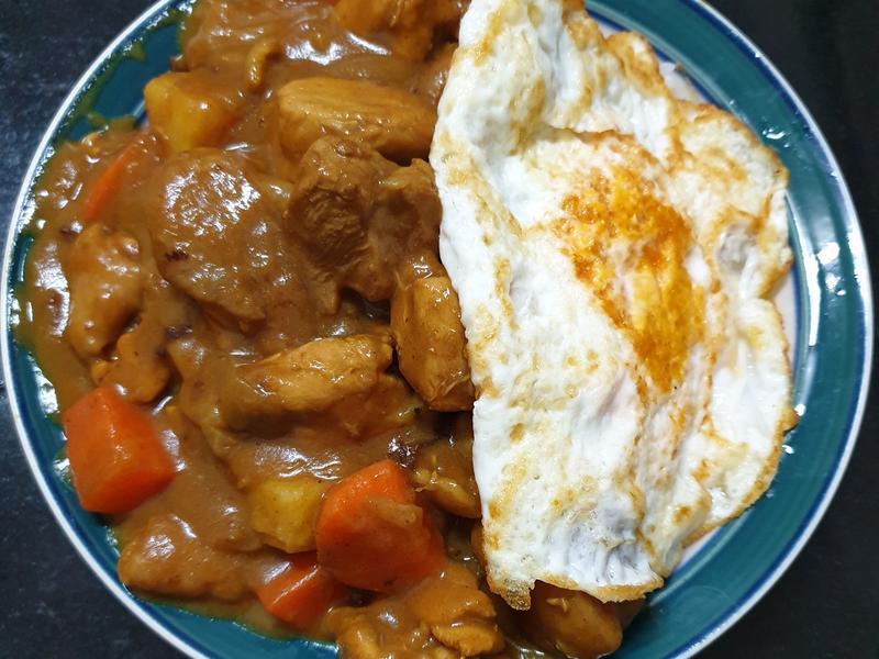 簡單家常咖哩飯