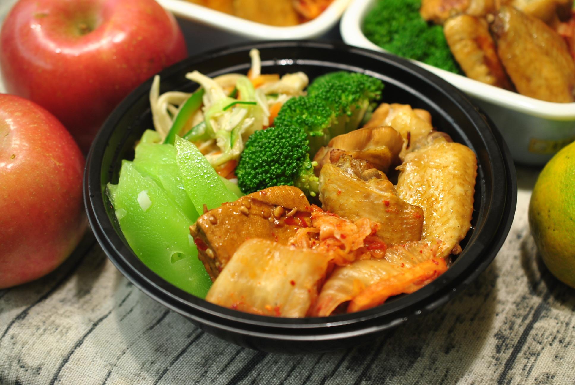 蒜炒筍萵苣(便當菜)