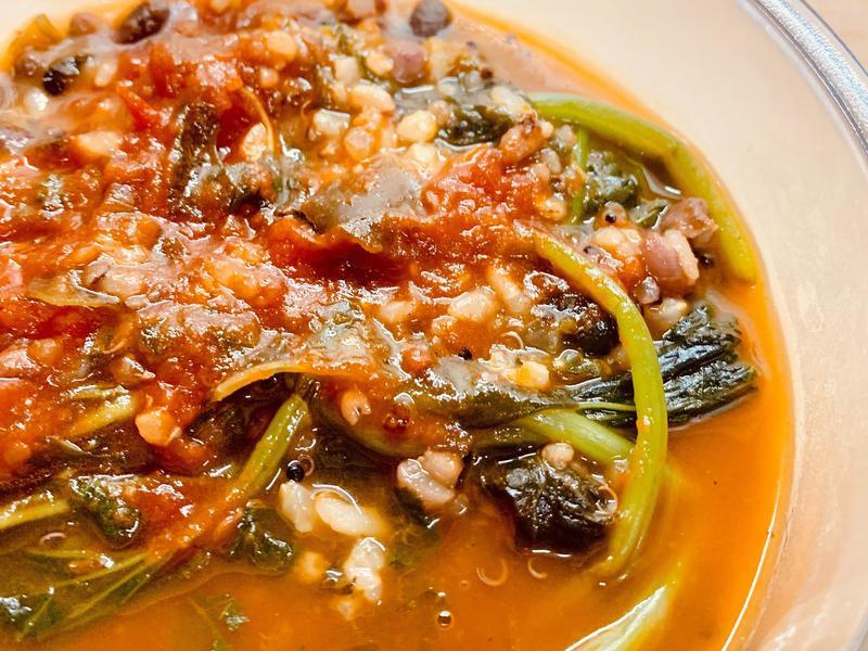  清冰箱 茄汁時蔬燉飯