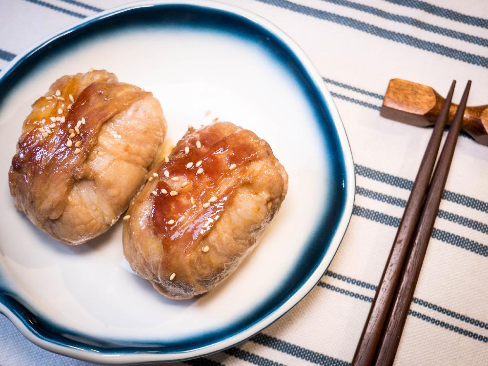 最簡單的肉捲飯糰作法