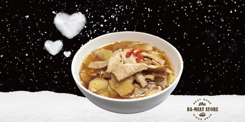 家常料理系列-麻油松阪豬