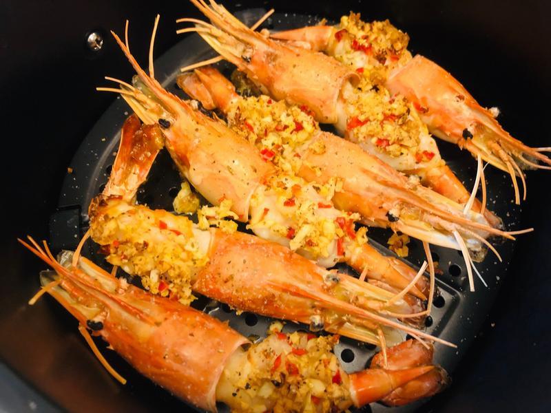 氣炸鮮蝦(泰國蝦)