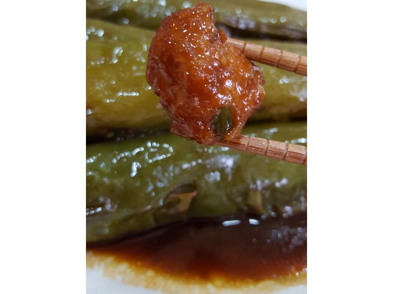 翡翠椒鑲肉