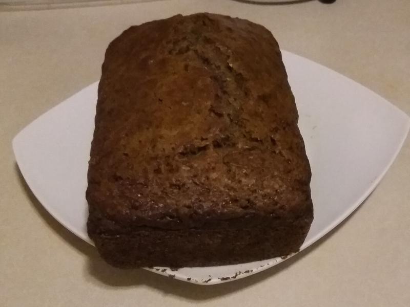 節瓜麵包(甜)