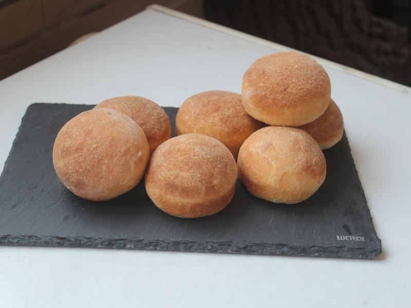 蘿蔔絲餅-麵包皮