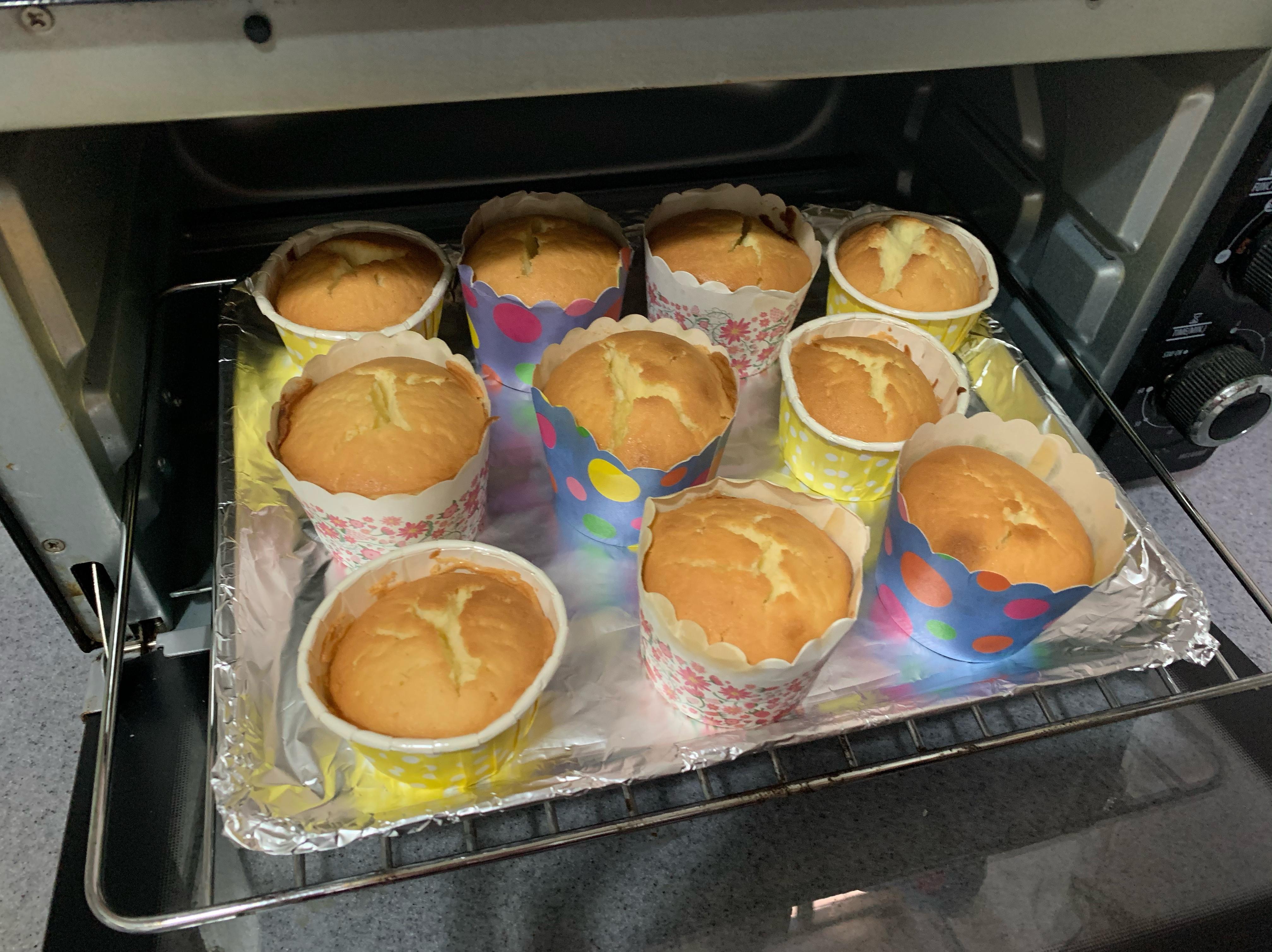 牛油Cupcake