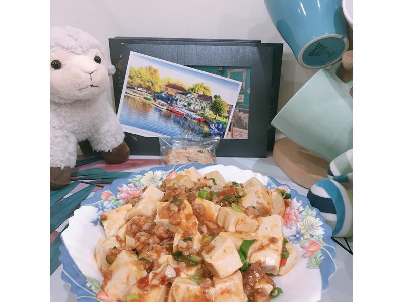 麻婆豆腐(無花椒版)