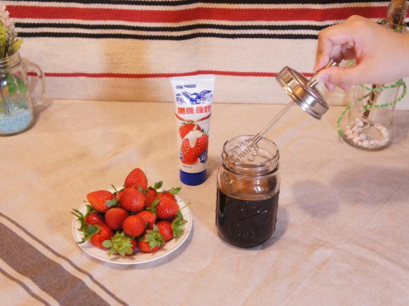 自製黑糖蜜