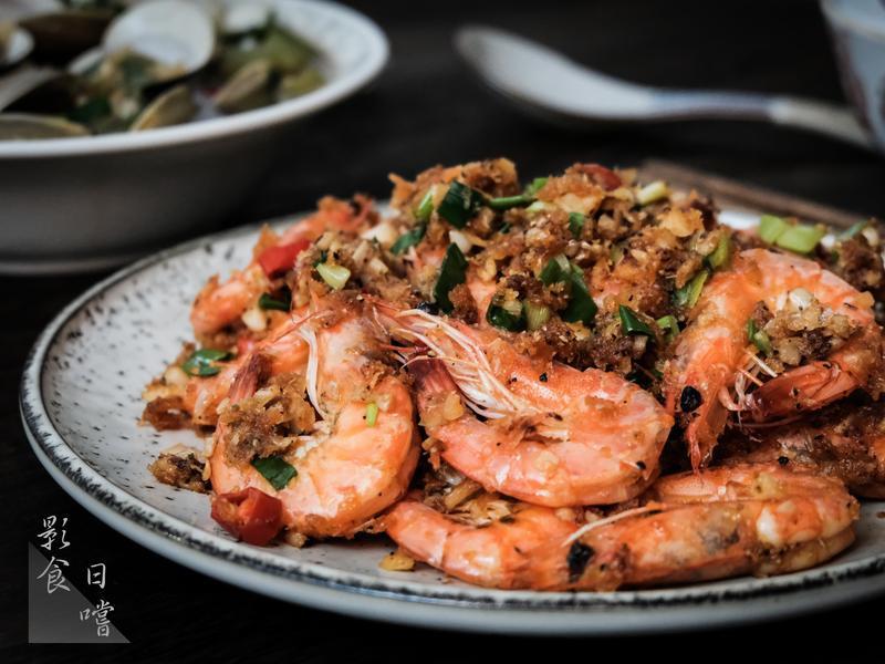 避風塘炒蝦 - 讓你忘不了的吮指美味
