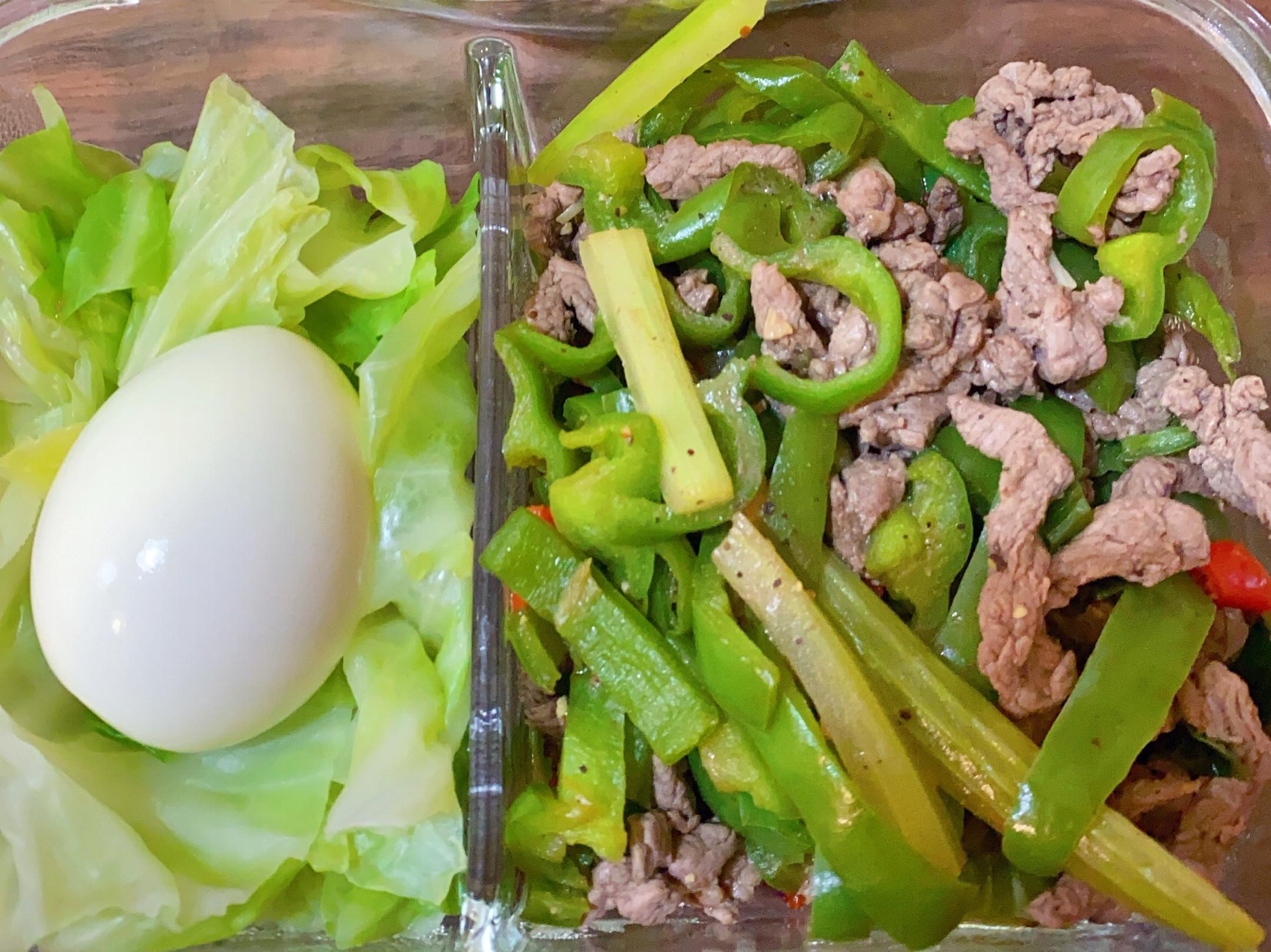 減脂餐#青椒牛肉