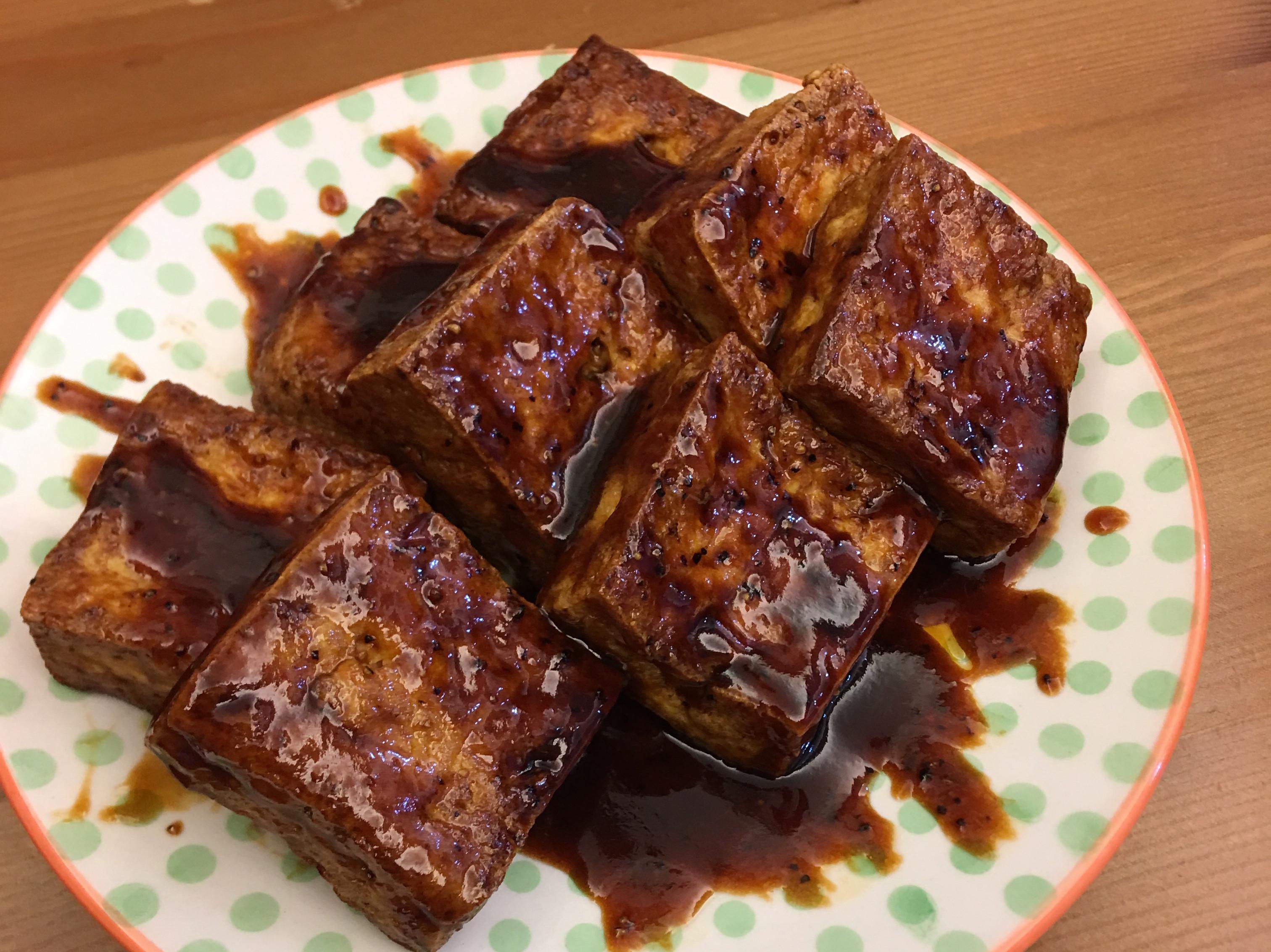 醬燒板豆腐