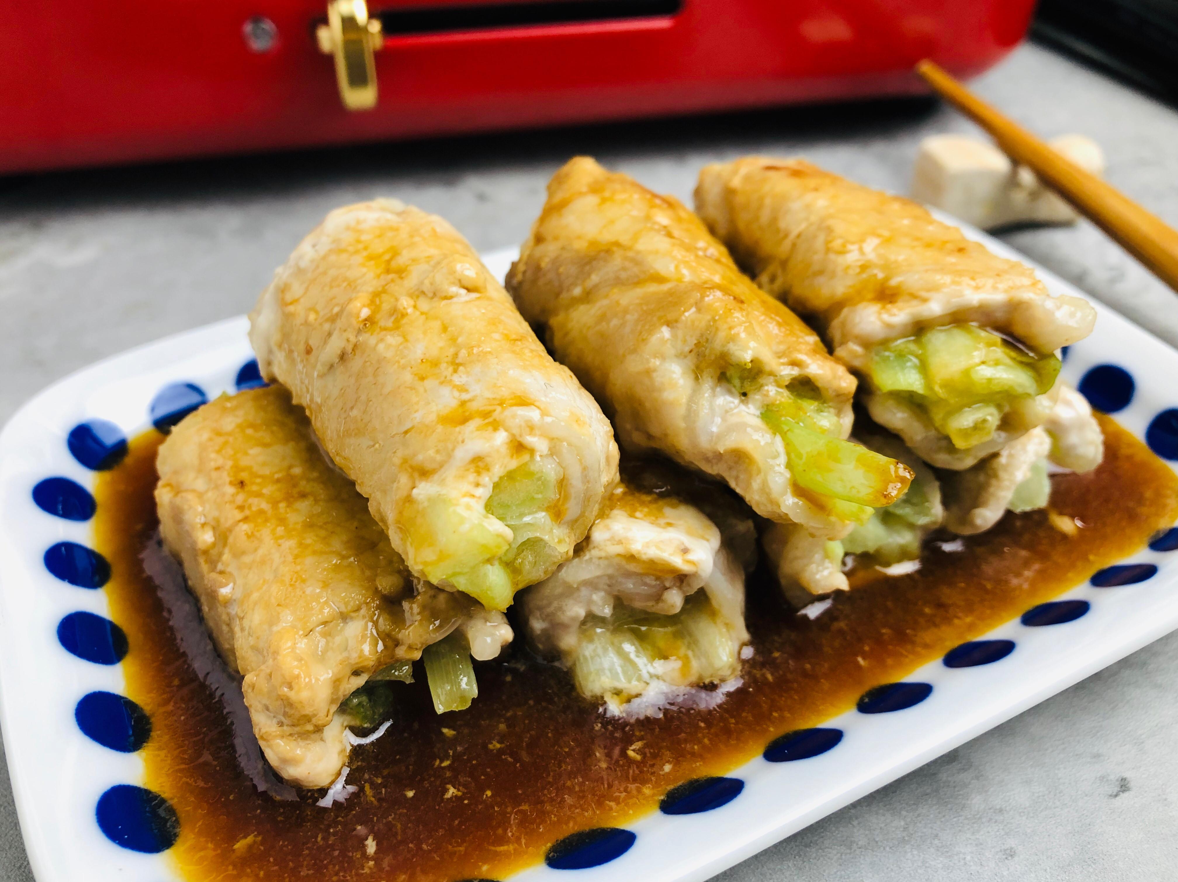 豬肉蔥捲/宴客菜 家常菜 點心