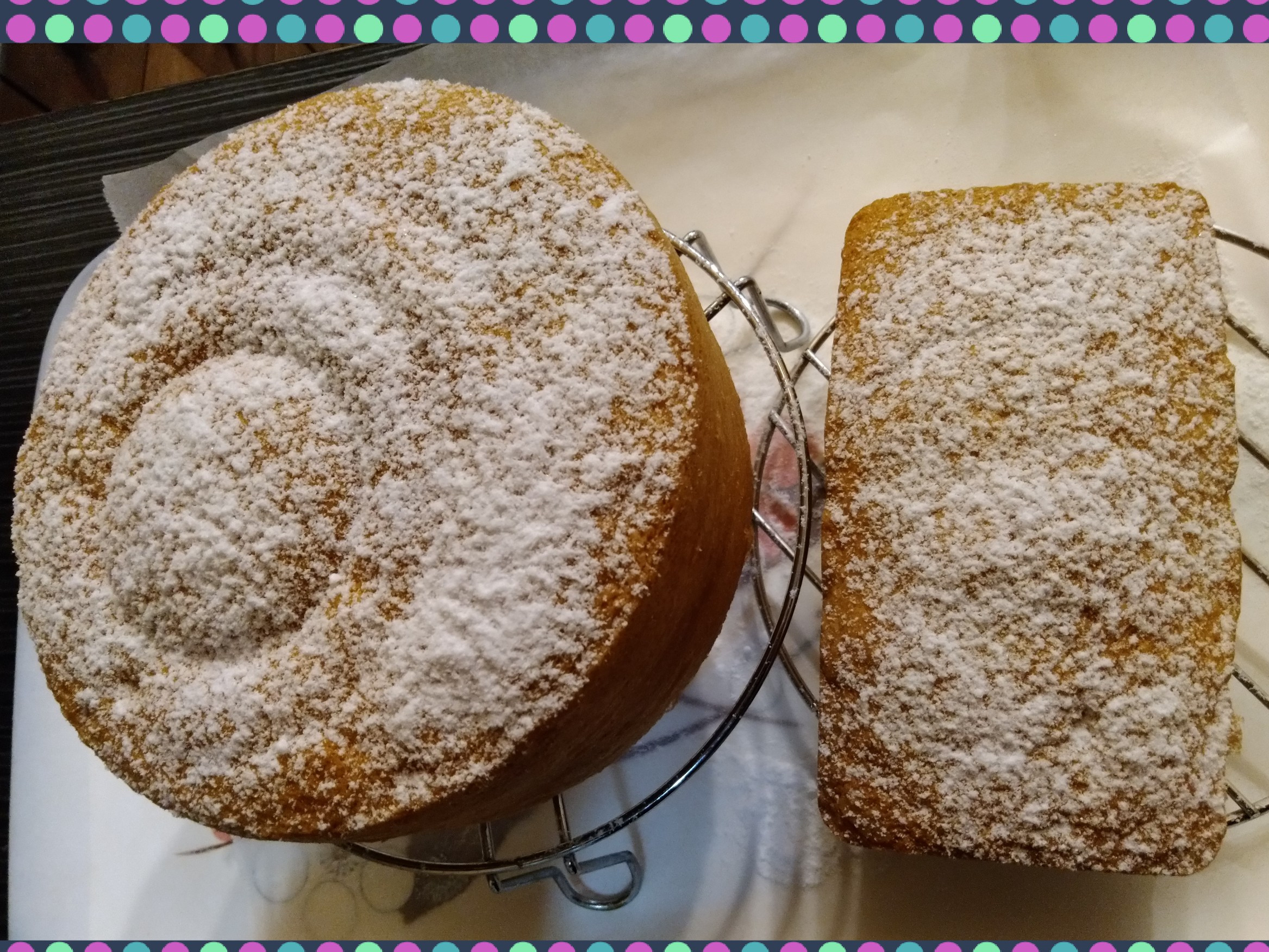 古早味海綿蛋糕