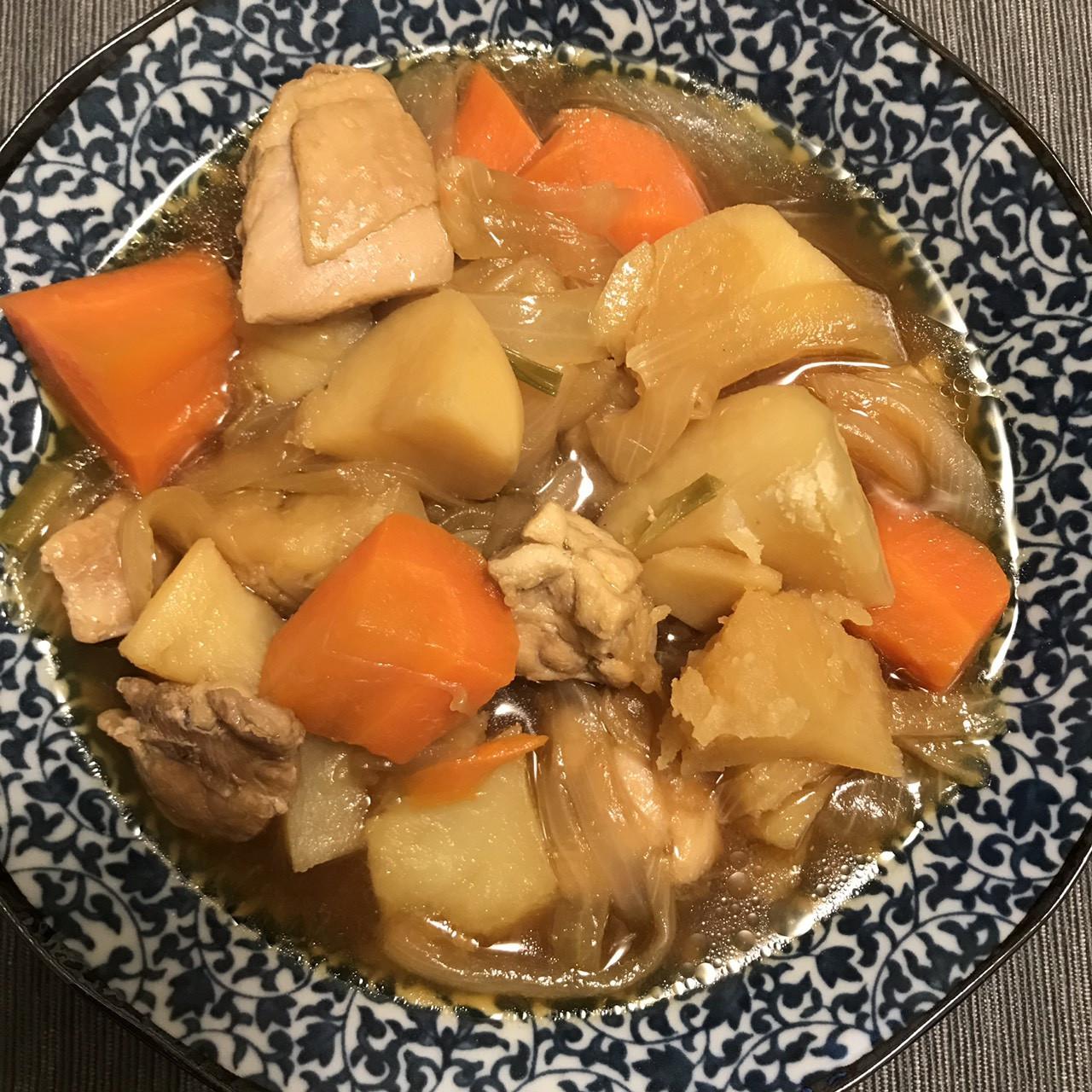 木木作羹湯|馬鈴薯燉雞肉