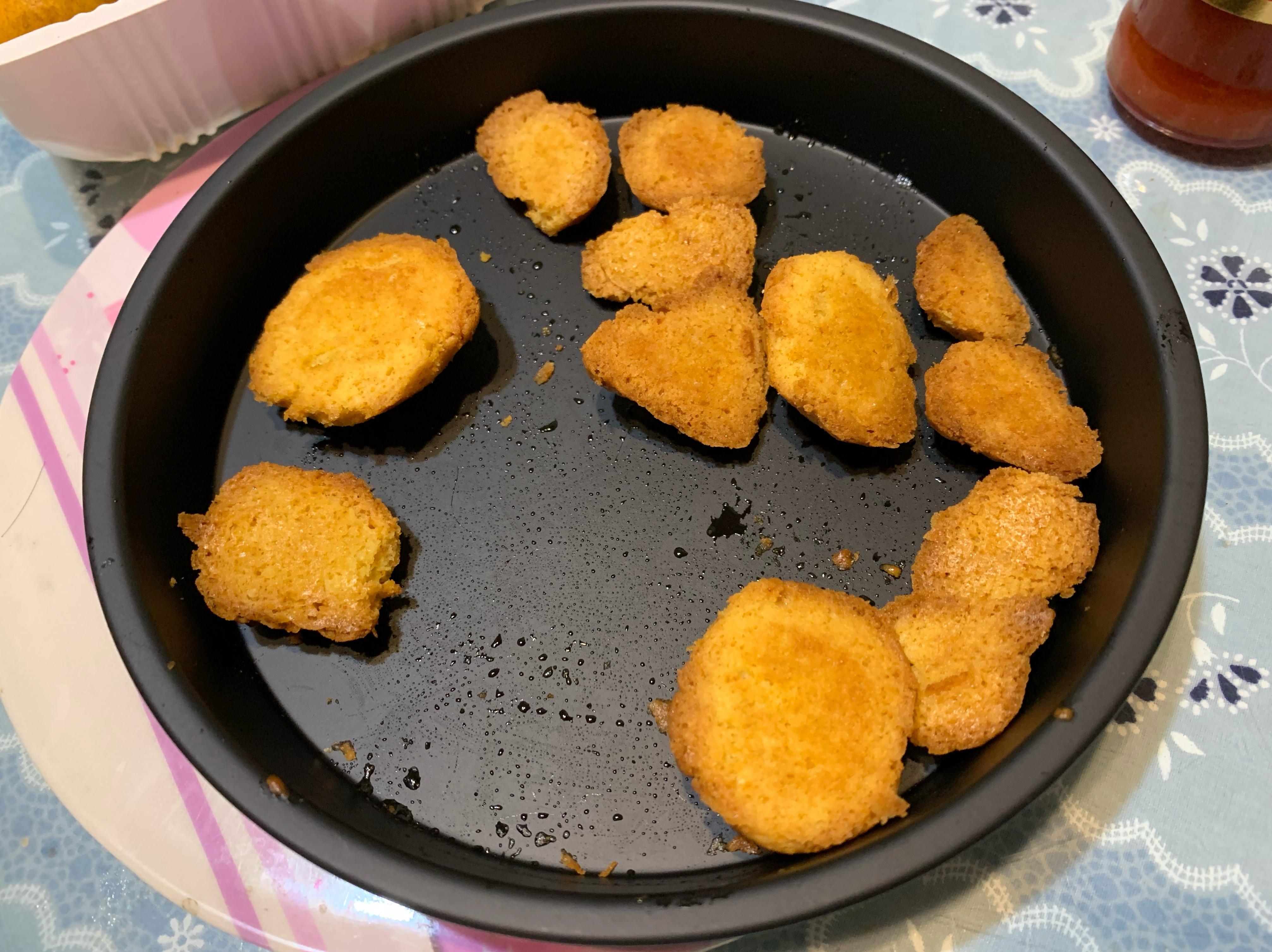 科帥氣炸鍋-烤餅乾