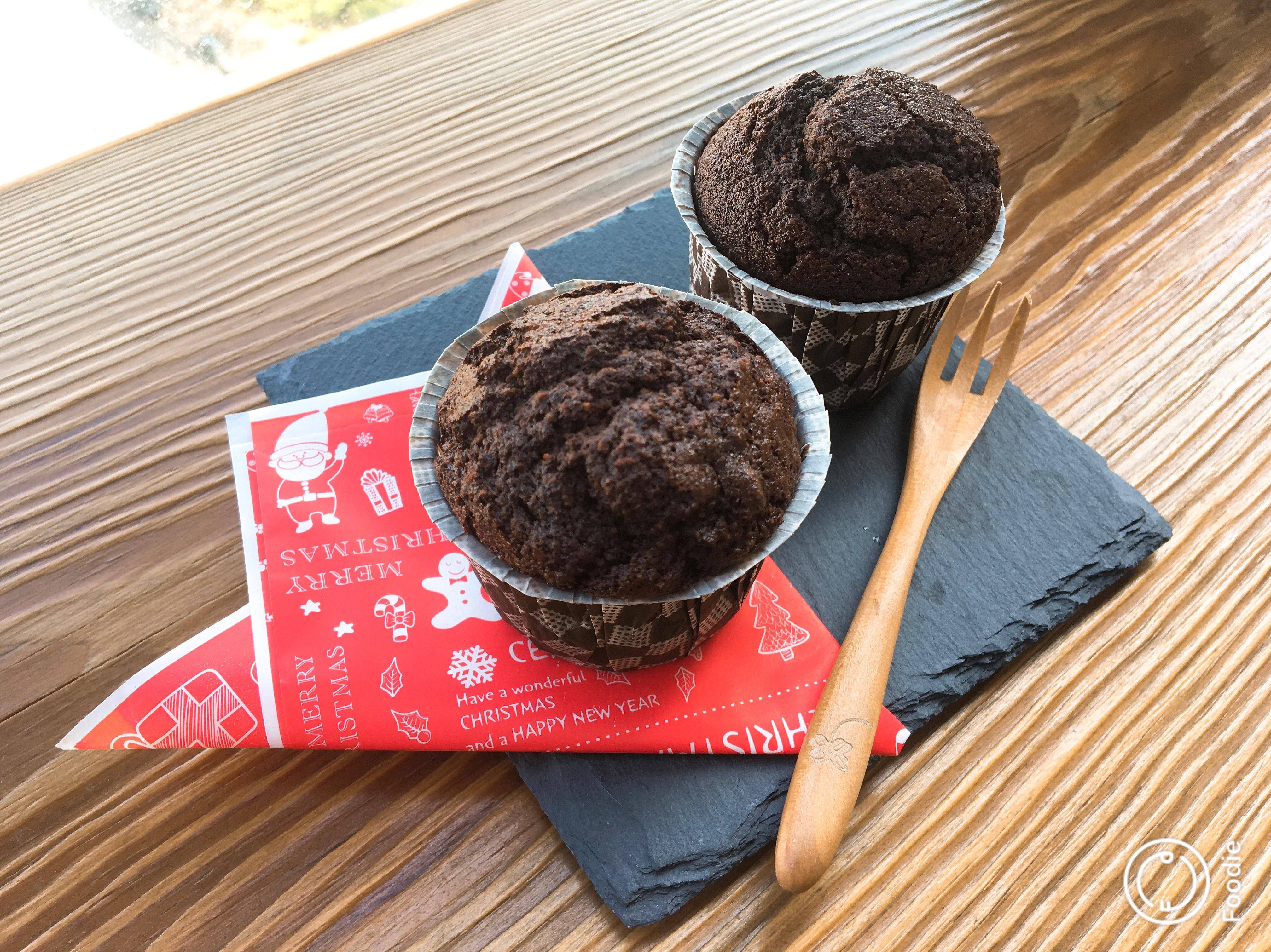 [生酮低醣餐]巧克力杯子蛋糕 瑪芬