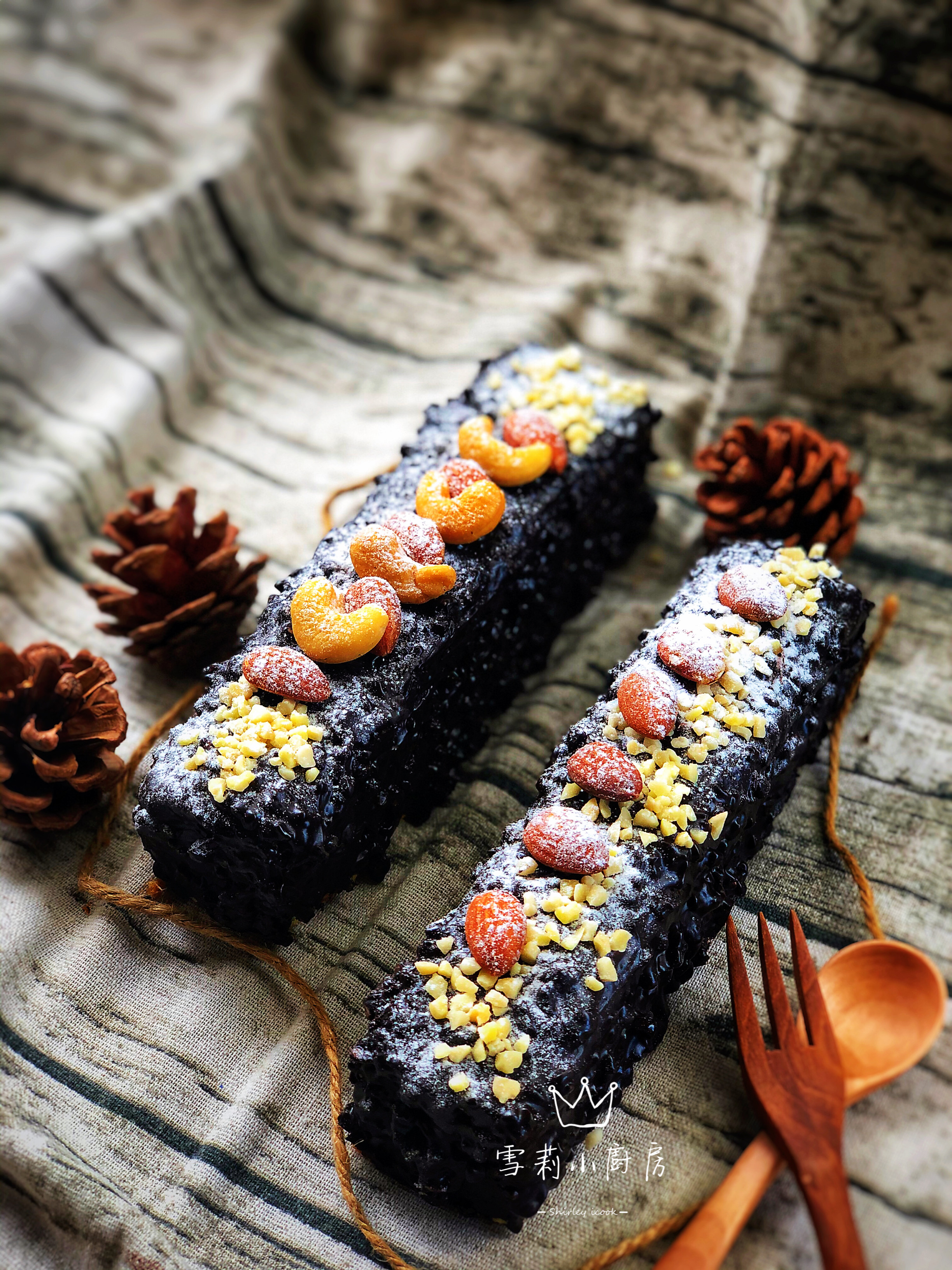 香桔旅人磅蛋糕