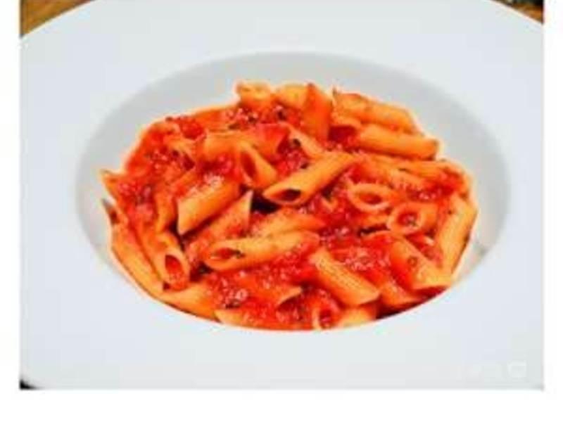 【亨氏番茄醬‧100%純天然】超簡單番茄義大利麵