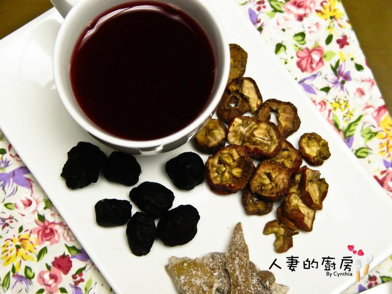 洛神仙渣茶