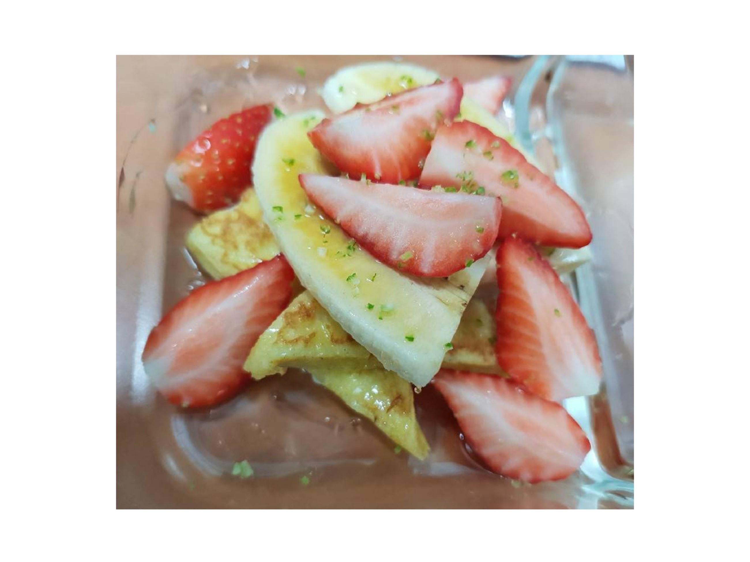 草莓甜心(法國吐司)