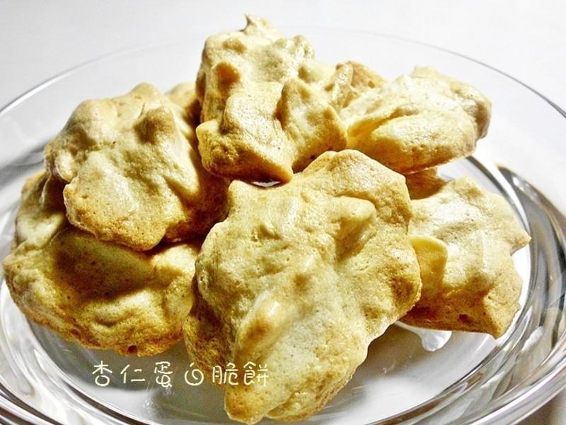 杏仁蛋白脆餅