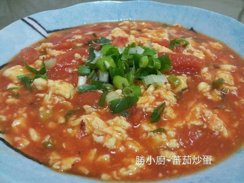 『亨氏番茄醬』幸福番茄炒蛋