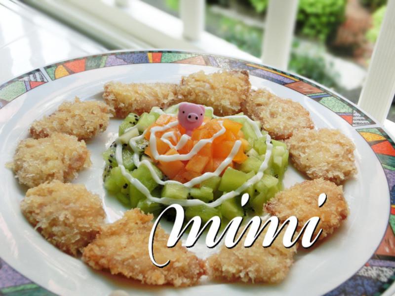 【五月花妙用廚紙】香酥鯛魚
