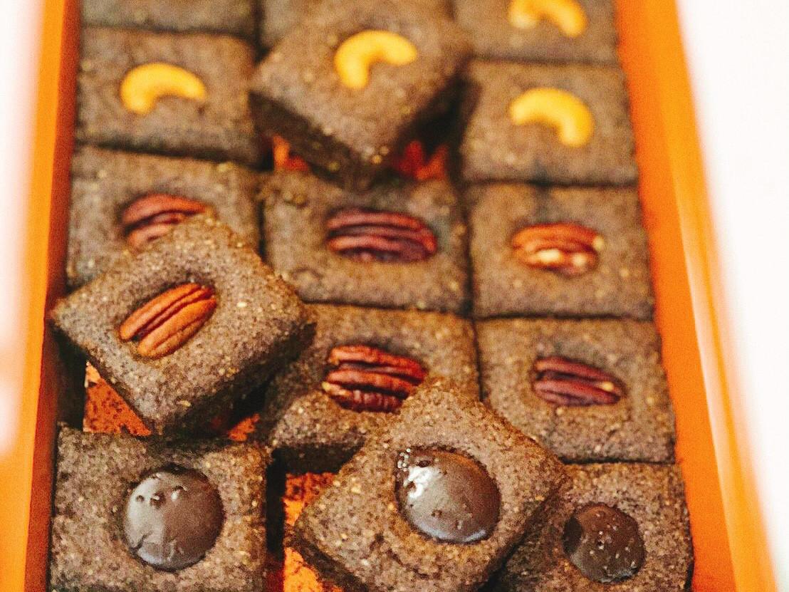生酮版巧克力豆乳餅乾