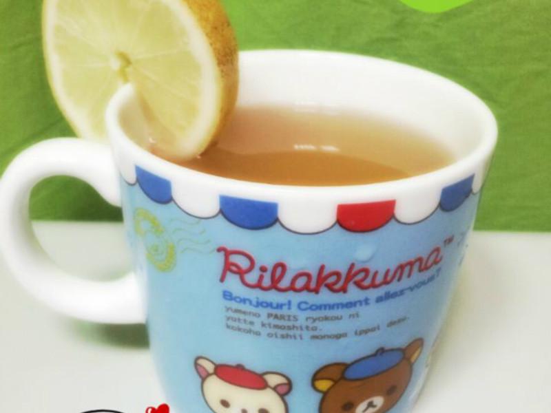 香水檸檬蜂蜜茶