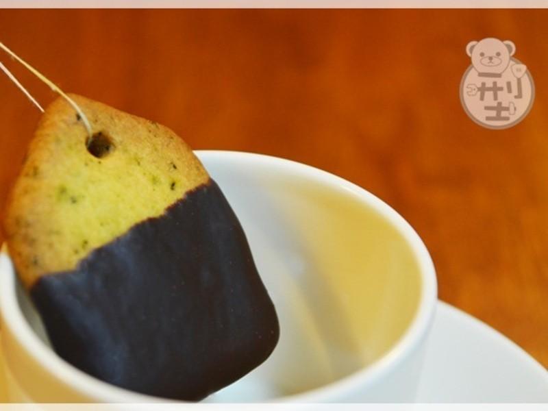 茶包餅乾~茶包也能吃?!