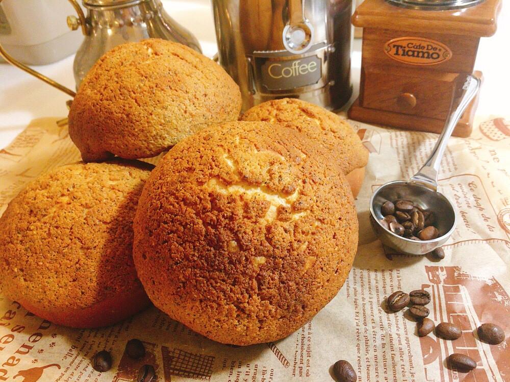 Coffee Buns咖啡奶酥麵包