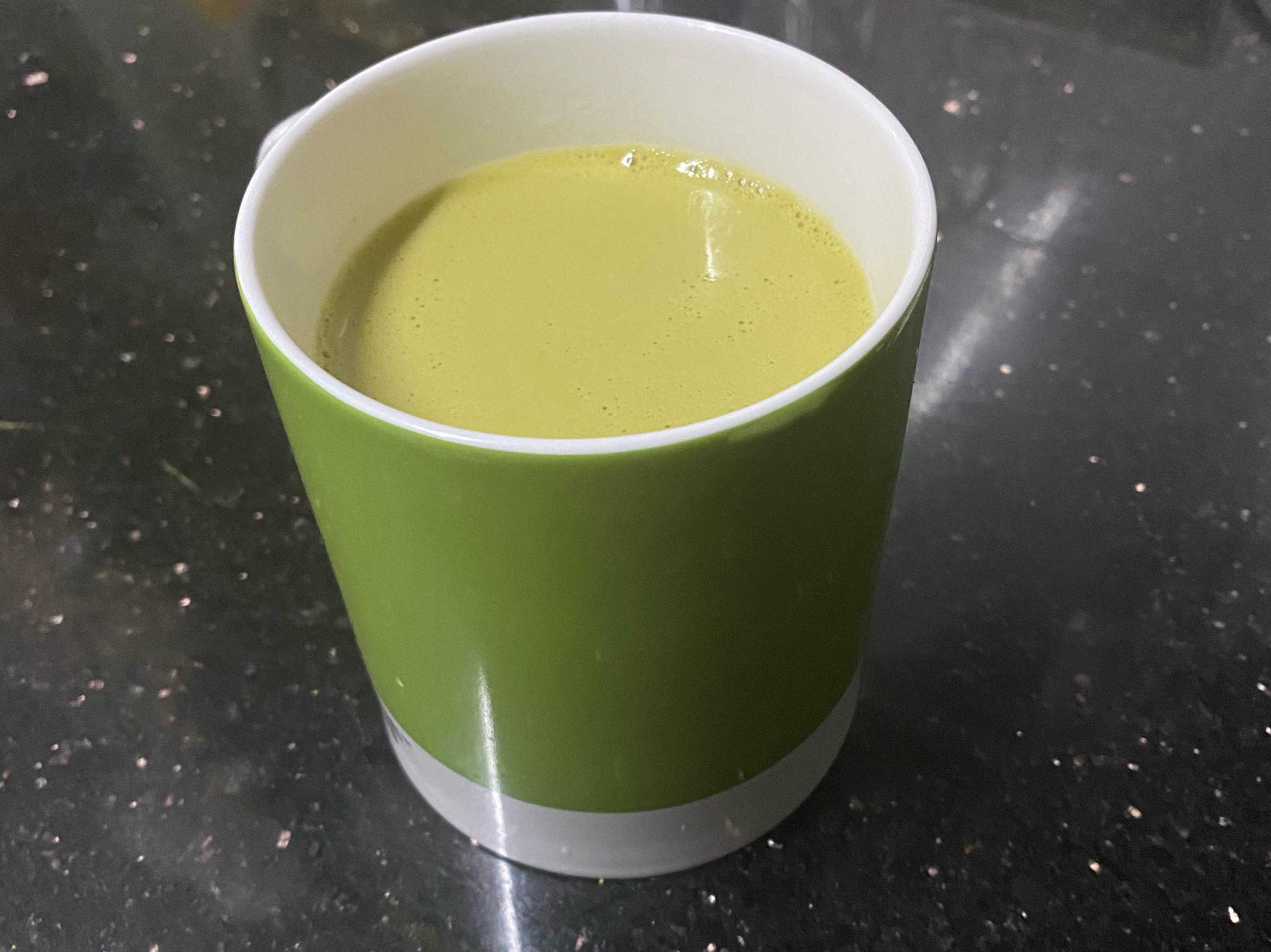 防彈抹茶飲