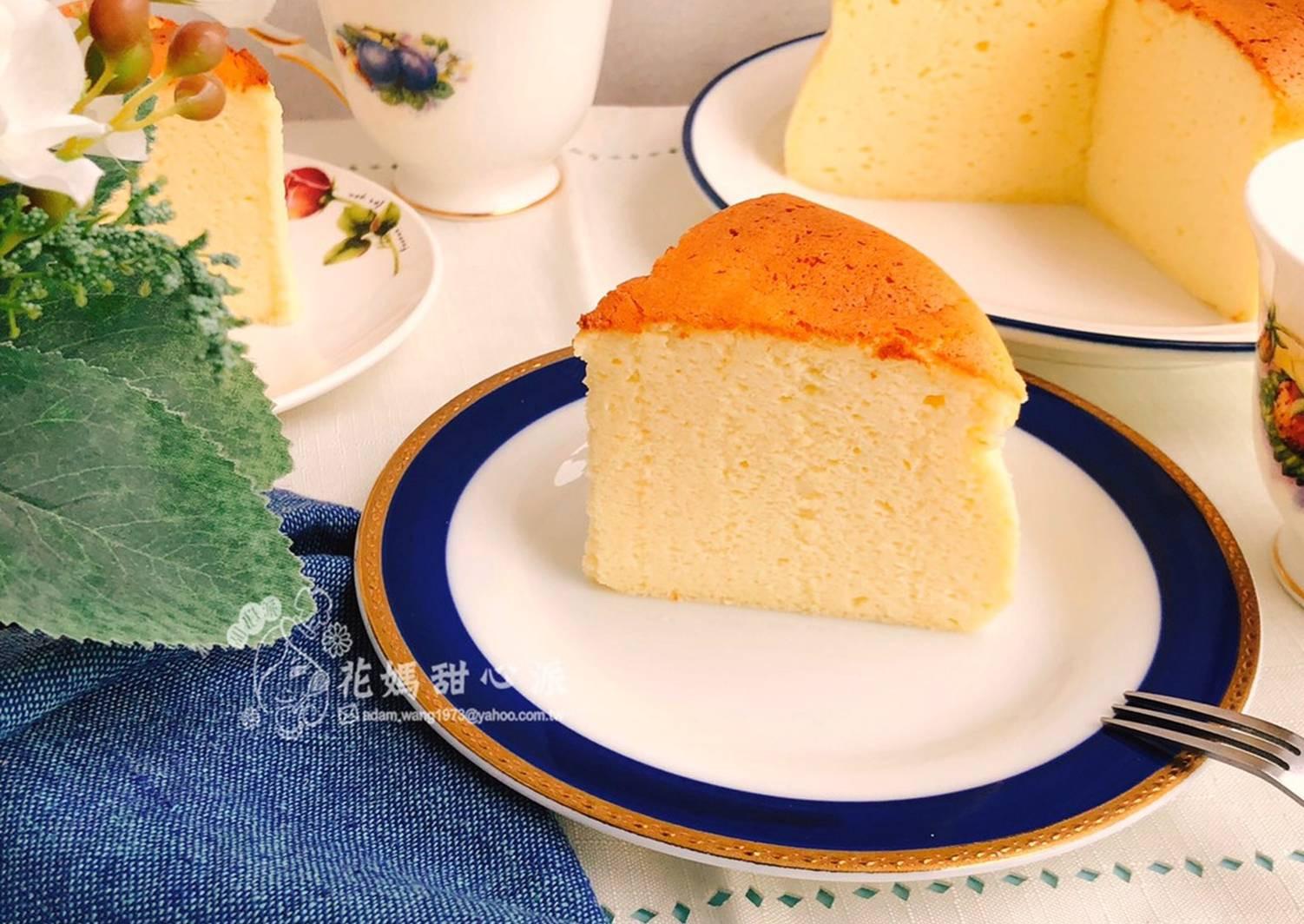 日式輕乳酪蛋糕(低碳版)