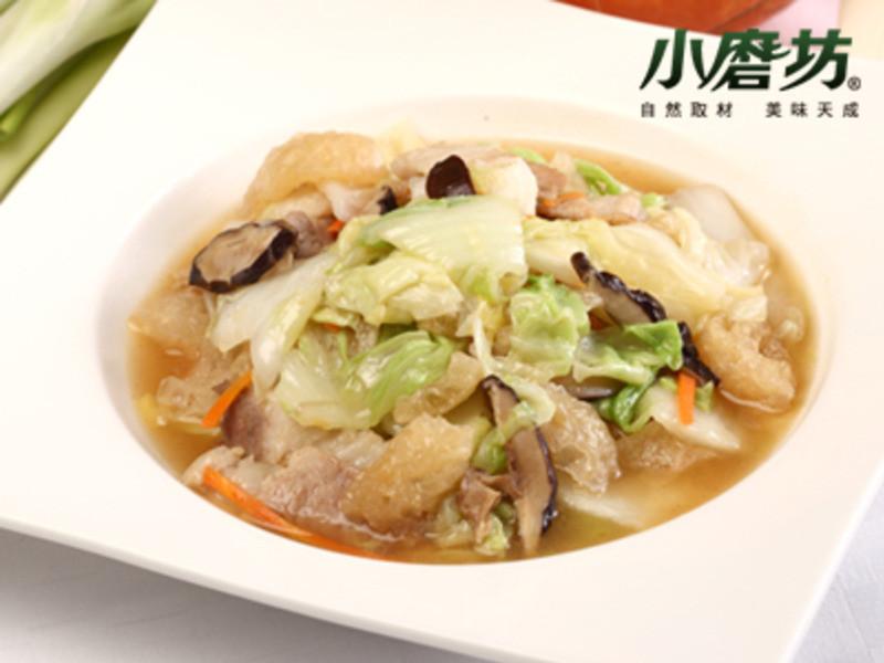 【小磨坊】什錦滷白菜